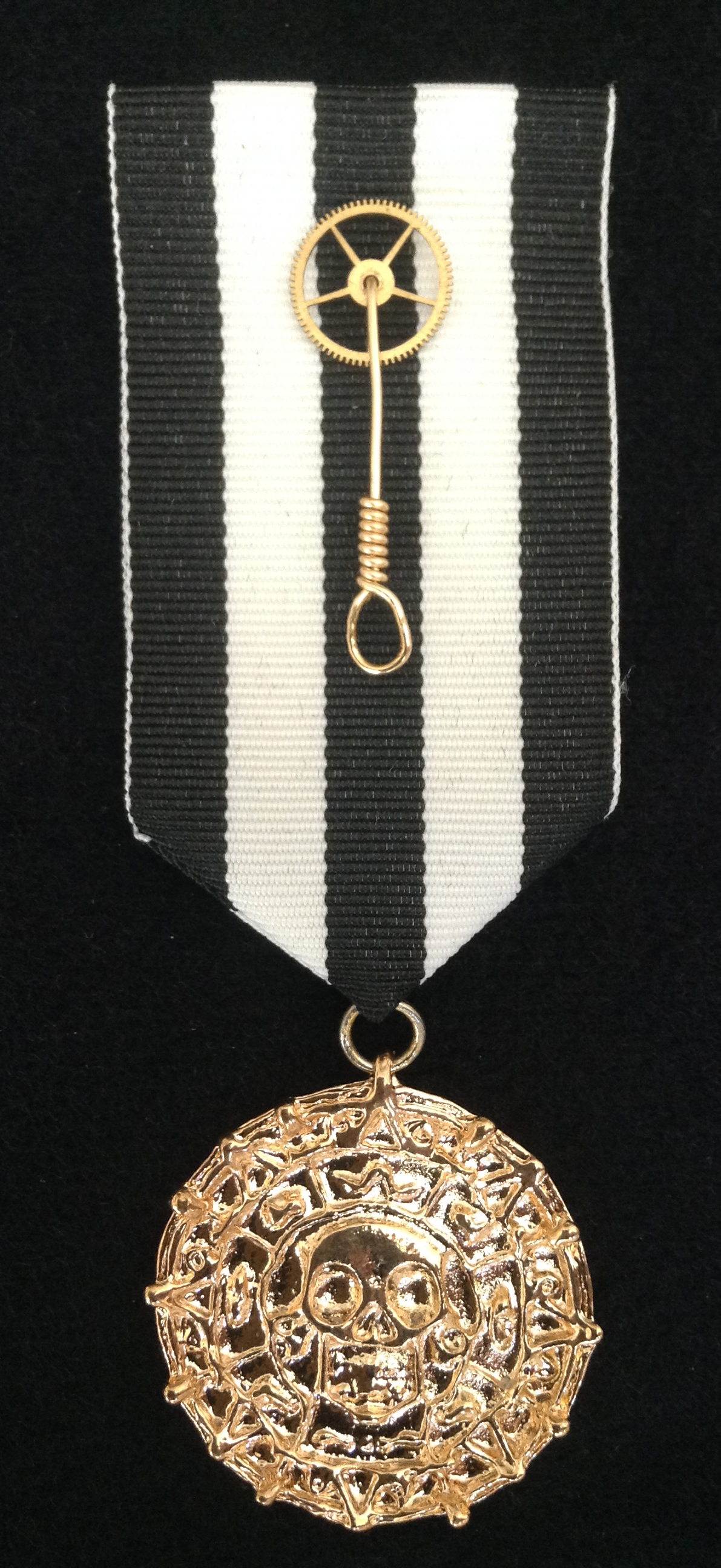 gallows medal